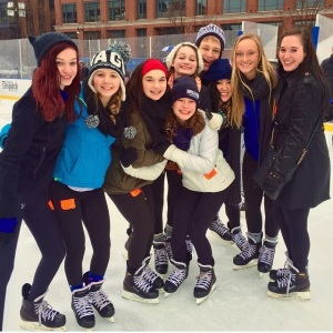 All Star outdoor rink adventure 1